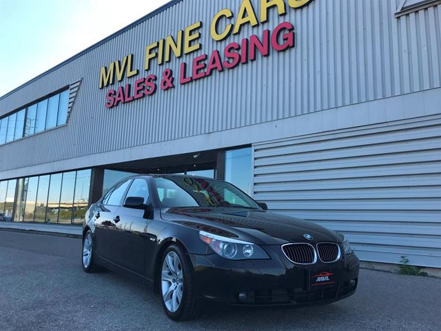 2004 BMW 5 Series i V8 in Oakville, Ontario