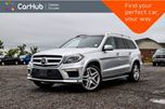 2015 Mercedes-Benz GL-Class GL350 BlueTEC 7 Seater Navi Sunroof DVD Backup Cam Bluetooth Leather 20Alloy in Bolton, Ontario