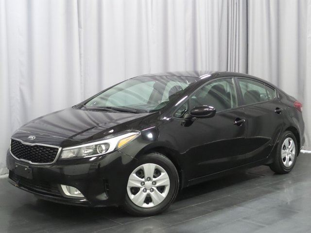 2017 Kia Forte Lx Lx Plus Package Local Vehicle Winnipeg