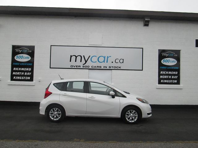 My Car North Bay >> 2018 Nissan Versa 1 6 Sv Heated Seats Backup Cam Alloys