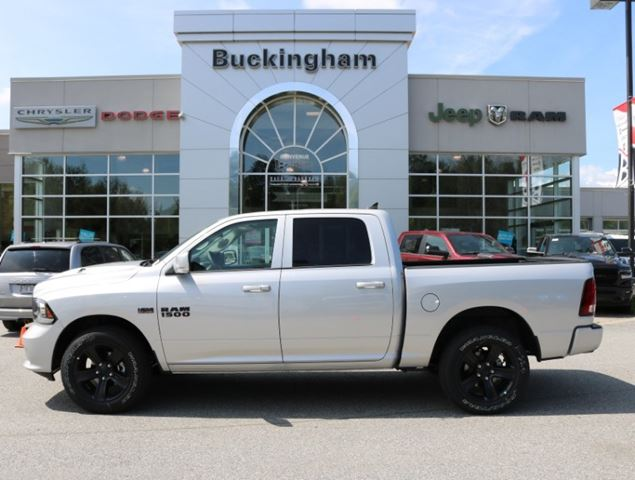 2018 DODGE RAM 1500 Night Edition in Gatineau, Quebec