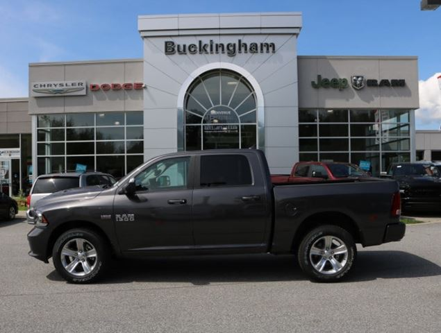 2018 DODGE RAM 1500 Sport in Gatineau, Quebec