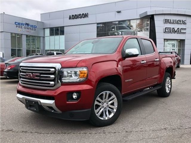 2015 GMC Canyon SLT One owner, accident free in Mississauga, Ontario