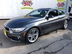 2014 BMW 4 Series 428i xDrive, Navigation, Leather, Sunroof 33, 000k in Burlington, Ontario