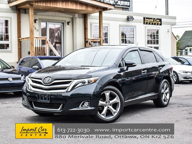 2014 TOYOTA Venza V6 AWD LTD NAV PANO.ROOF ONLY 71KKMS WOW!! in Ottawa, Ontario