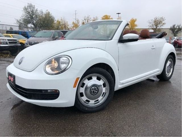 2016 Volkswagen New Beetle  Classic  Navigation  New Tires  Auto in St Catharines, Ontario