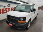 2017 Chevrolet Express 2500 HD 1WT LEATHER SEATS, POWER WINDOWS in Oshawa, Ontario