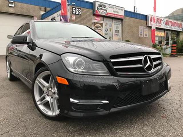 2014 MERCEDES-BENZ C-Class C350 4MATIC/NAVI/PANORAMIC ROOF/EXTENDED WARRANTY in Oakville, Ontario
