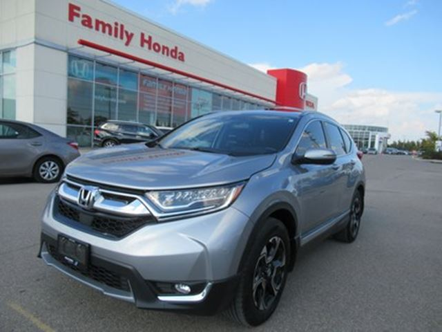 2017 HONDA CR-V Touring in Brampton, Ontario