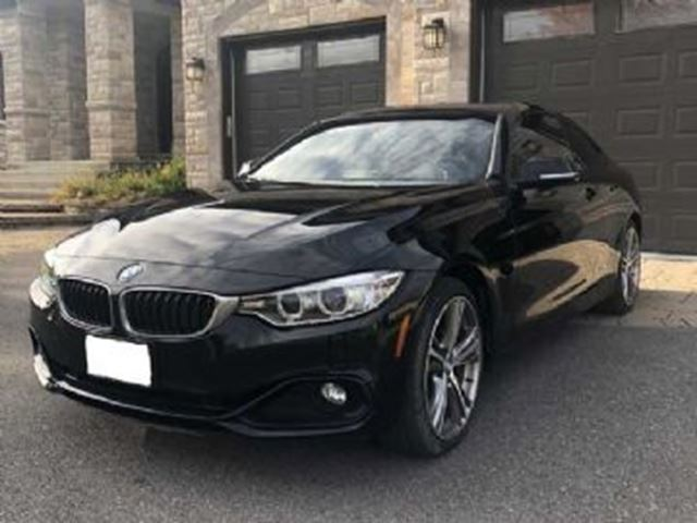2016 BMW 4 Series 2dr Cpe 428i xDrive AWD w/ PREMIUM PACKAGE in Mississauga, Ontario