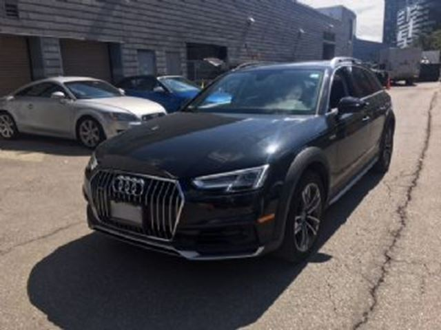 2018 AUDI A4 Top of the Line Demo for Sale! in Mississauga, Ontario