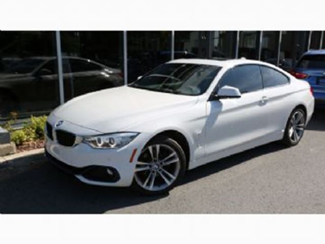2015 BMW 4 Series 428i xDrive Coupe in Mississauga, Ontario