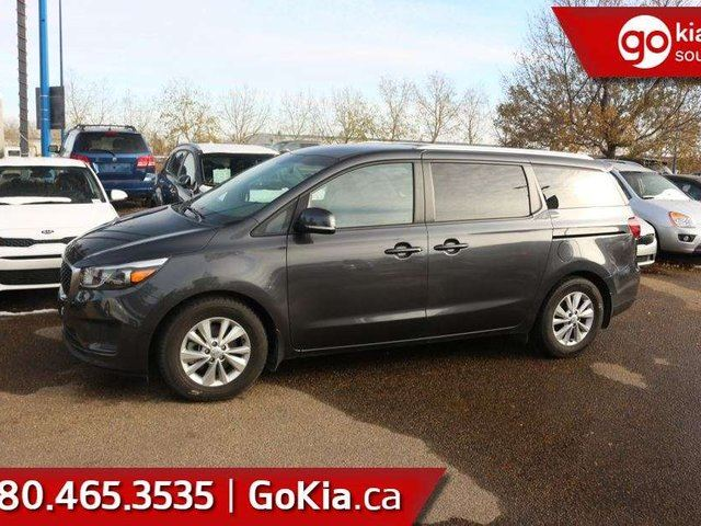 2018 KIA Sedona KIA SEDONA LX MINIVAN ... HEATED FRONT SEATS ... BLUETOOTH ... AIR CONDITIONING!!! in Edmonton, Alberta