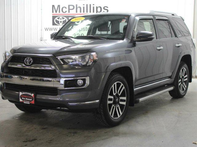 2016 TOYOTA 4Runner SR5 in Winnipeg, Manitoba