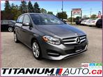2017 Mercedes-Benz B-Class 4Matic-Camera-GPS-Pano Roof-Apple Play-Power Seats in London, Ontario