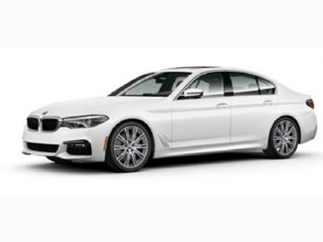 2018 BMW 5 Series 2018 BMW 540i xDrive Sedan with M Sport in Mississauga, Ontario