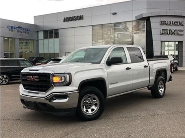 2016 GMC Sierra 1500 5.3 V8 One owner, accident free in Mississauga, Ontario