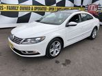 2013 Volkswagen Passat Sportline, Leather, Back Up Camera, 79,000km in Burlington, Ontario