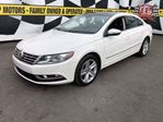 2013 Volkswagen Passat Sportline, Leather, Sunroof, 49,000km in Burlington, Ontario