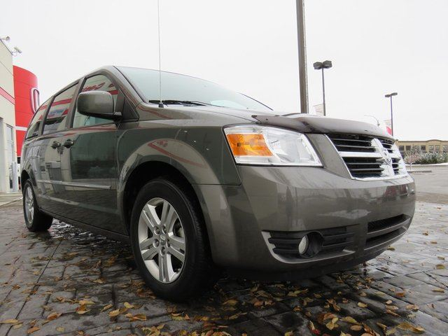 2010 DODGE Grand Caravan SXT in Airdrie, Alberta