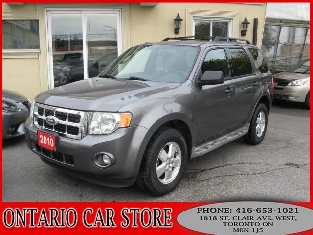 2010 FORD Escape XLT 4WD !!!BLUETOOTH!!! in Toronto, Ontario