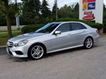2014 Mercedes-Benz E-Class E350 4MATIC Sedan PREMIUM/DRIVING ASSISTANCE PACKAGES in Mississauga, Ontario