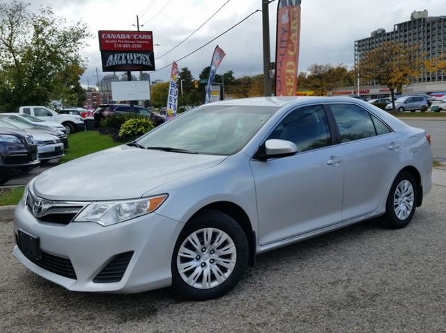 2014 TOYOTA Camry LE in Waterloo, Ontario