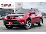 2014 Toyota RAV4 XLE NAVIGATION BACK UP CAM SUNROOF HEATED SEATS in Georgetown, Ontario