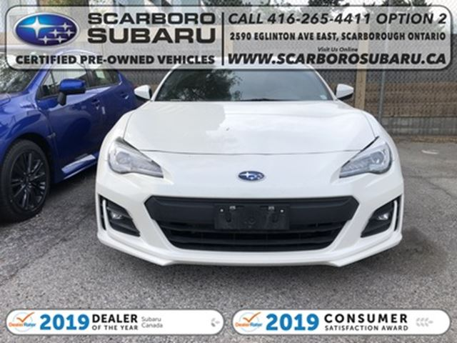 2018 SUBARU BRZ Sport-tech RS, DEMO SALE !!!! in Scarborough, Ontario