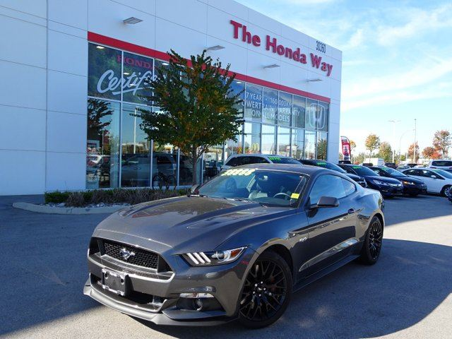 2017 Ford Mustang 5.0L GT Premium Coupe in Abbotsford, British Columbia