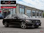 2015 Mercedes-Benz C-Class 4Matic C300 AWD ONLY 64K! **SPORT PKG** TECHNOLOGY PKG in Scarborough, Ontario