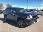 2015 Jeep Patriot HIGH ALTITUDE**LEATHER**POWER SUNROOF** in Mississauga, Ontario