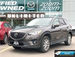 2016 Mazda CX-5 GS AWD PLUS LEATHER AND SUNROOF in Toronto, Ontario
