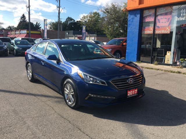 2017 Hyundai Sonata SE   CAM   HEATED SEATS in London, Ontario