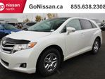 2016 Toyota Venza XLE: LEATHER, NAVIGATION, HEATED SEATS, AWD, ONLY 32000 KMS! in Edmonton, Alberta