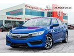 2017 Honda Civic LX BACK UP CAM HEATED SEATS BLUETOOTH in Orangeville, Ontario