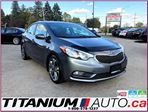 2015 Kia Forte EX-Camera-Heated Seats-Fog Lights-BlueTooth-ECO-XM in London, Ontario