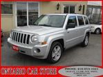 2010 Jeep Patriot 4X4 NORTH EDITION SUNROOF in Toronto, Ontario