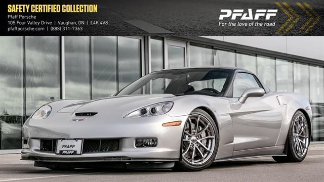 2005 CHEVROLET Corvette 2Dr Coupe in Woodbridge, Ontario