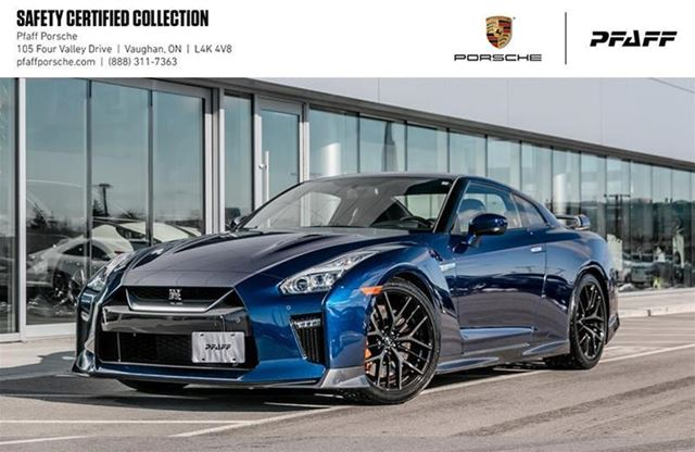 2017 NISSAN GT-R Premium Edition in Woodbridge, Ontario