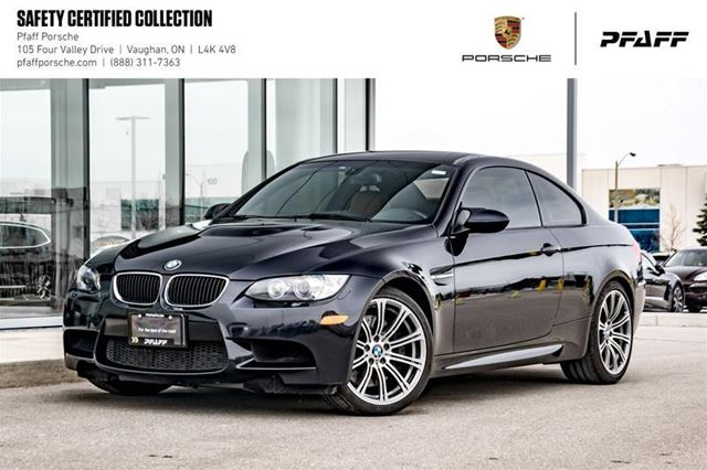 2011 BMW M3 Coupe in Woodbridge, Ontario