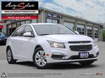 2015 Chevrolet Cruze ONLY 108K! **BACK-UP CAMERA** CLEAN CARPROOF in Scarborough, Ontario