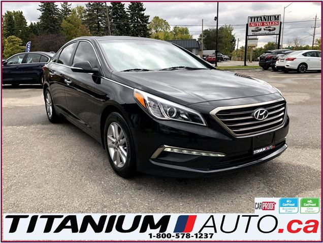 2015 Hyundai Sonata GLS-Camera-Blind Spot-Cross Traffic-Heated Seats- in London, Ontario