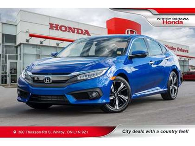2018 Honda Civic Touring in Whitby, Ontario