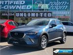 2018 Mazda CX-3 GS model with remote starter in Toronto, Ontario