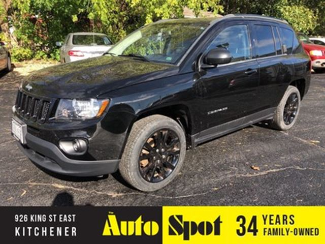 2013 Jeep Compass Sport/North/PRICED-QUICK SALE! in Kitchener, Ontario