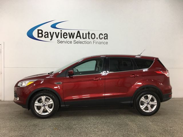 2014 FORD Escape SE - ALLOYS! KEYLESS ENTRY! ECO BOOST! FOGS! HTD STS! A/C! REV CAM! SYNC! CRUISE! in Belleville, Ontario