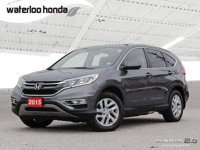 2015 Honda CR-V EX-L Bluetooth, Back Up Camera, Heated Seats and more! in Waterloo, Ontario