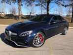 2017 Mercedes-Benz C-Class C63S AMG, RWD````FULLY LOADED```` in Mississauga, Ontario