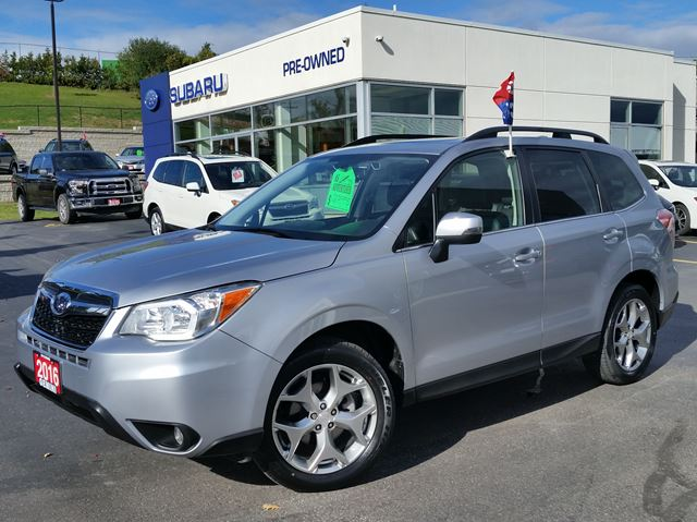 2016 Subaru Forester i Limited w/Tech Pkg in Kitchener, Ontario